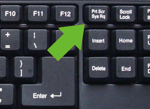 unconfusing print screen key
