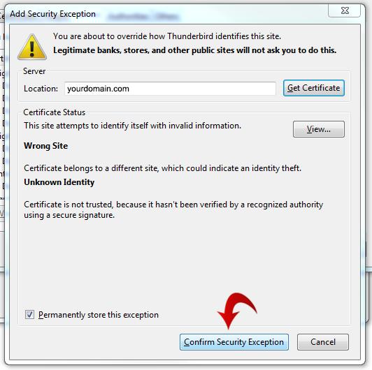 thunderbird 16.0.1